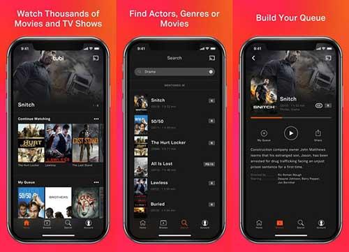 Tubi Free Movies TV Shows Apk