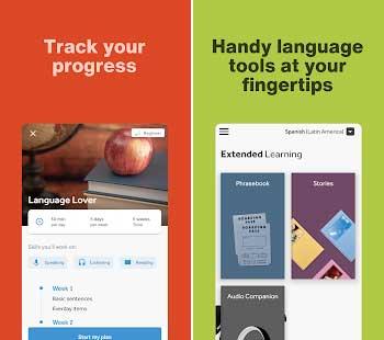 learn languages: rosetta stone apk