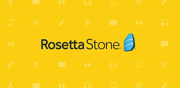 learn languages: rosetta stone mod