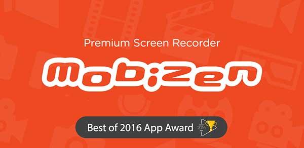 mobizen screen recorder mod