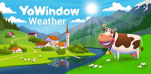 yowindow weather mod