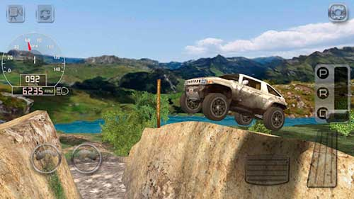 4×4 Off Road Rally 7 Apk