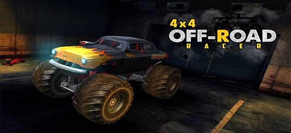 4X4 OffRoad Racer Racing Games