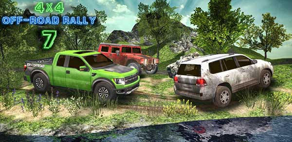 4x4 Off Road Rally 7