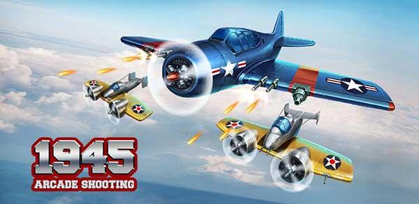 A-1945 Classic Arcade