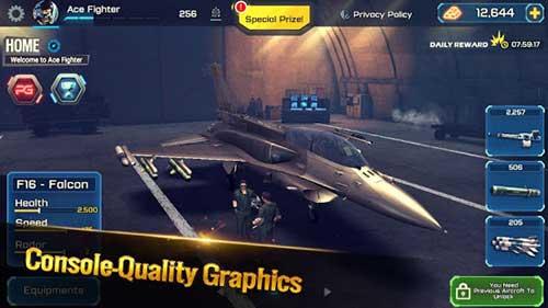 Ace Fighter Moden Air Combat Apk