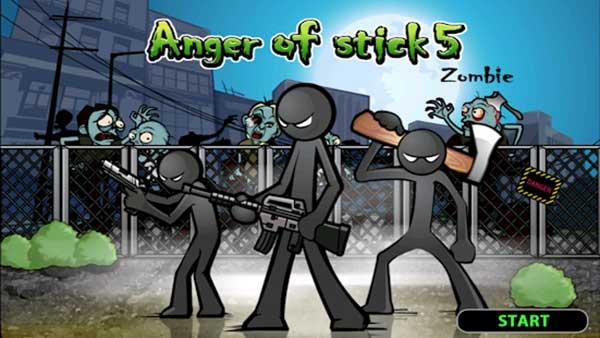 Anger of Stick 5 Mod