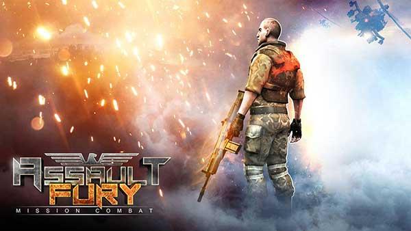 Assault Fury Mission Combat Mod