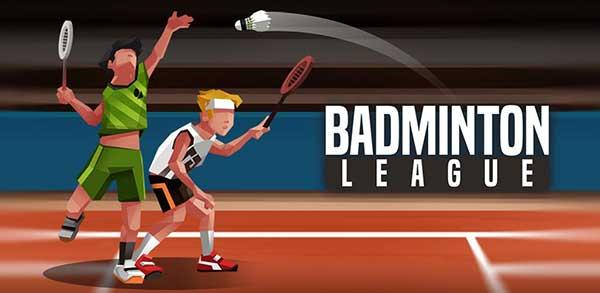 Badminton League Cover