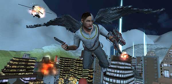 Battle Angel Mod