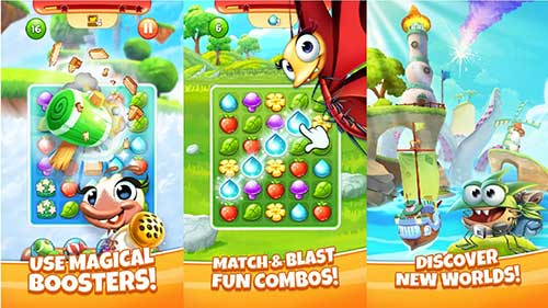 Best Fiends Stars Apk