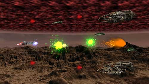 BlastZone 2 Arcade Shooter Apk