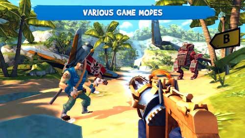 Blitz Brigade Online FPS fun Apk