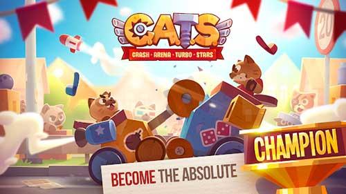 CATS Crash Arena Turbo Stars Apk