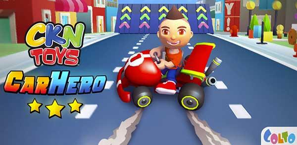 CKN Toys Car Hero