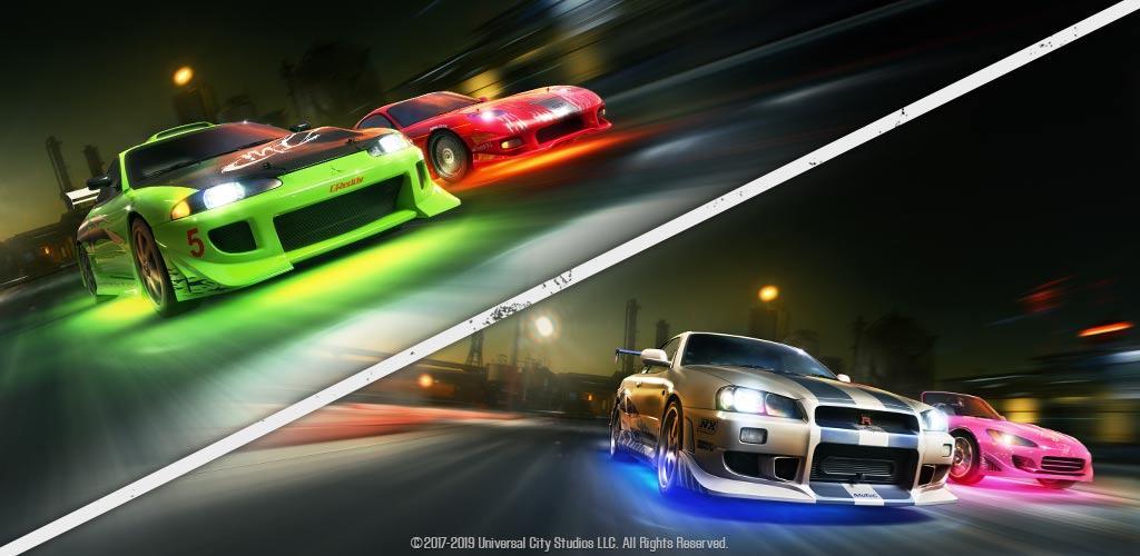 csr racing 2 2019 cover
