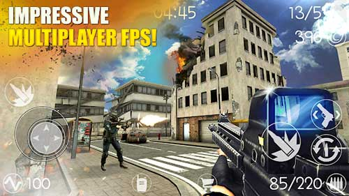 Call Of Battlefield FPS Apk