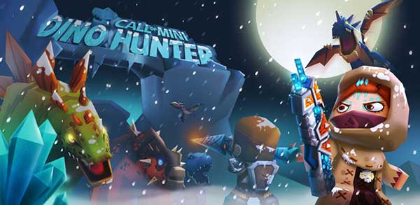 Call of Mini Dino Hunter Mod