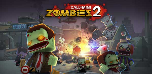 Call of Mini Zombies 2 Cover