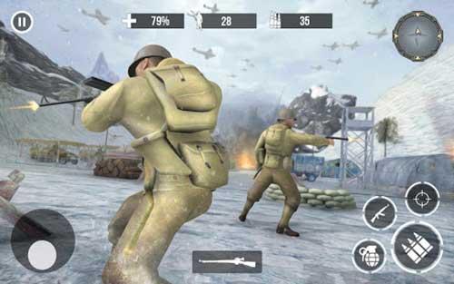 Call of Sniper WW2 Final Battleground Apk