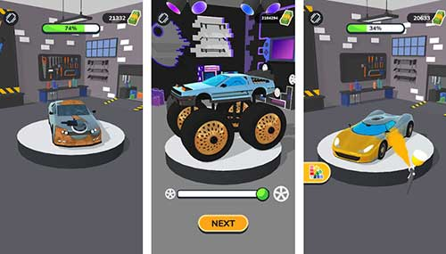 Car Master 3D Apk