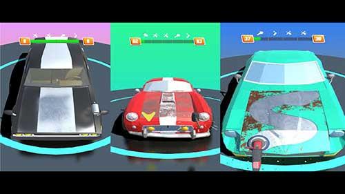 Car Restoration 3D Apk