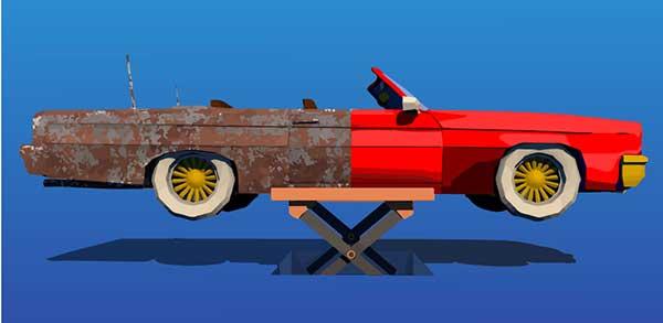 Car Restoration 3D Mod
