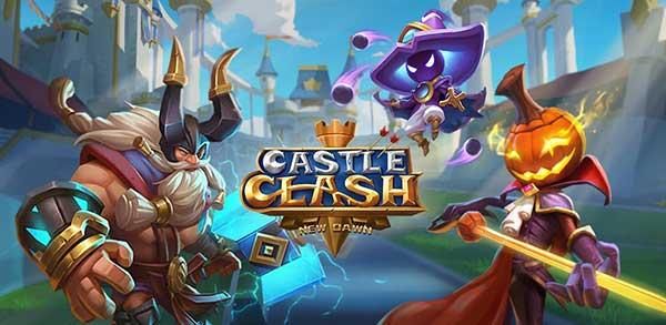 Castle Clash New Dawn