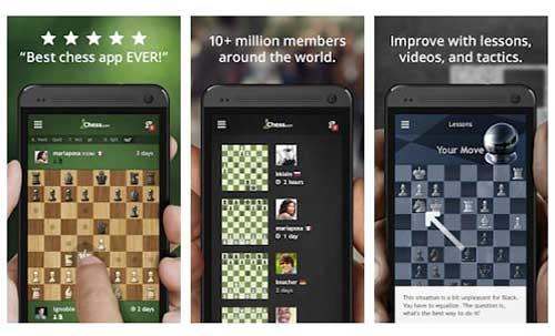 Chess Play Learn Apk