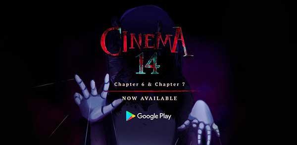 Cinema 14 Cover