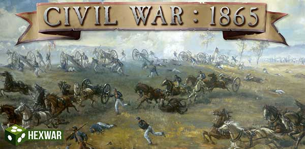 Civil War 1865 Cover
