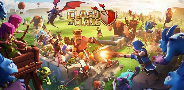 Clash of Clans Cover 2019