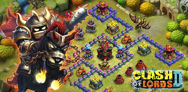 Clash of Lords 2 Mod