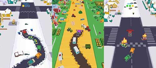 Clean Road Apk