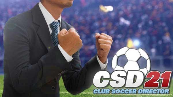 Club Soccer Director 2021 Mod