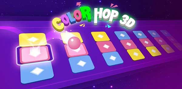 Color Hop 3D Mod