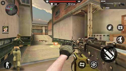 Cover Strike 3D Team Shooter Apk