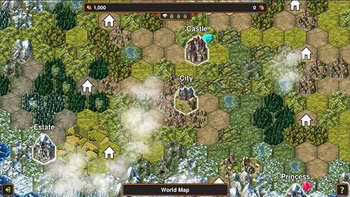 Crafting Kingdom Strategic Idle Tycoon Apk