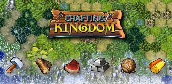 Crafting Kingdom Strategic Idle Tycoon Mod