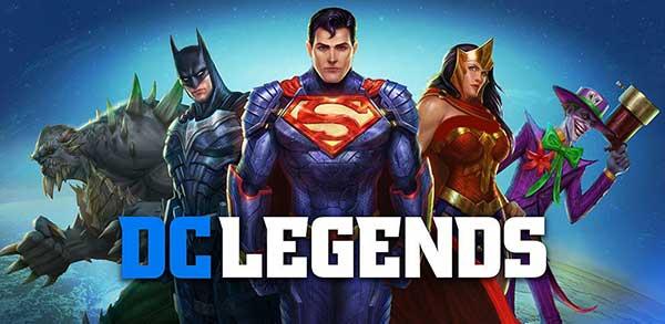 DC Legends Battle for Justice
