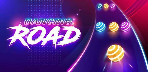 Dancing Road Color Ball Run