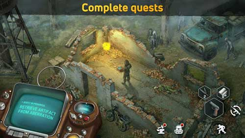 Dawn of Zombies Apk
