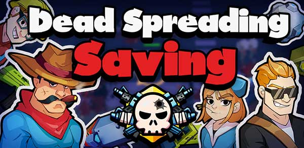 Dead Spreading Saving Cover