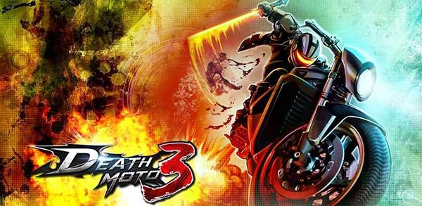 Death Moto 3 Mod