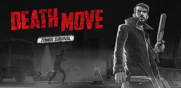 Death Move Zombie Survival Cover