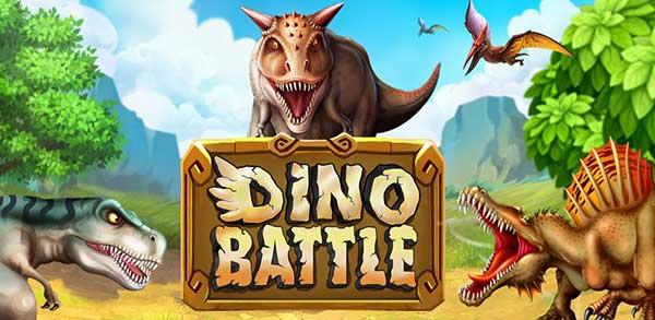 Dino Battle Mod