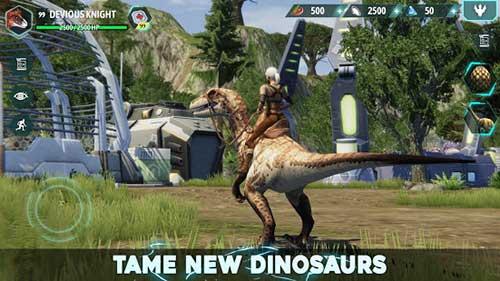 Dino Tamers Apk