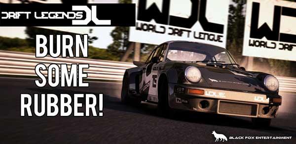 Drift Legends Cover