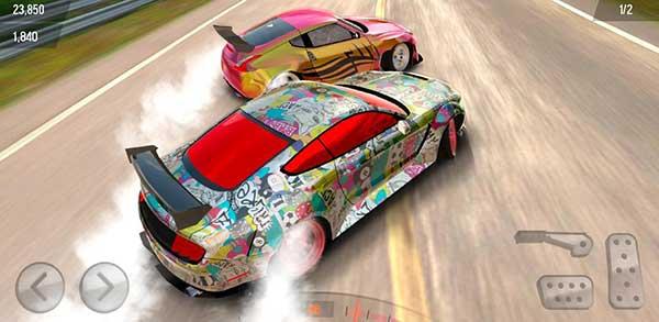 Drift Max Pro Car Drifting Game
