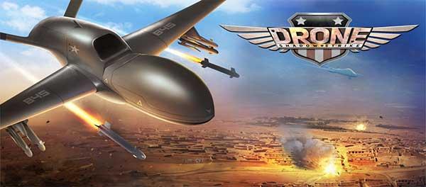 Drone Shadow Strike Cover
